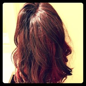 Accessories - Human hair wig! So cute !